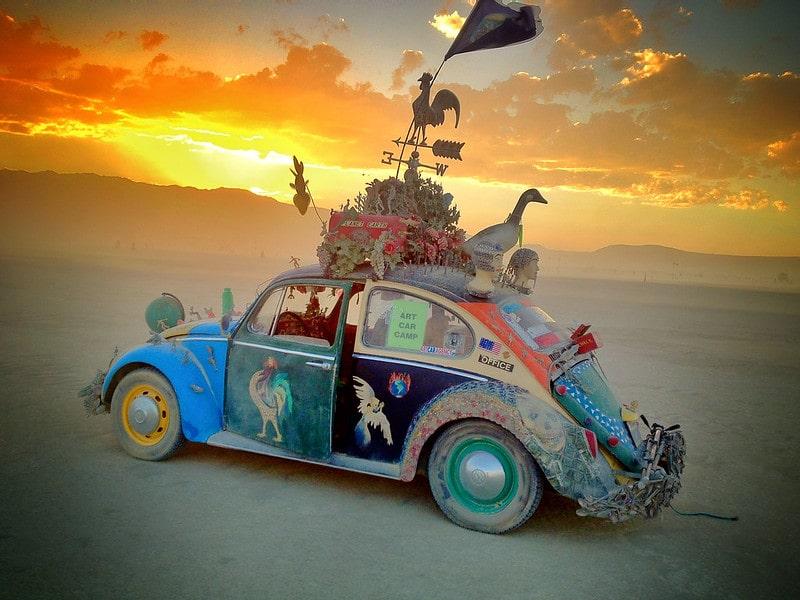 The desert arts festival